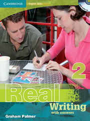 REAL WRITING 2 WITH ANSWERS + AUDIO CD