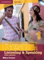 REAL LISTENING & SPEAKING 1 WITH ANSWERS + CDS (2)