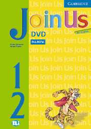 JOIN US FOR ENGLISH 1 & 2 DVD