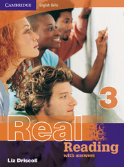 REAL READING 3 WITH ANSWERS