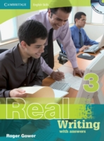REAL WRITING 3 WITH ANSWERS + CD