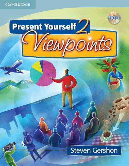 PRESENT YOURSELF 2: VIEWPOINTS + CD