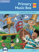 PRIMARY MUSIC BOX + CD (PHOTOCOPIABLE)
