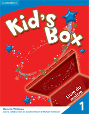 KID'S BOX 1 TEACHER'S BOOK (FRENCH EDITION)