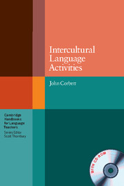 INTERCULTURAL LANGUAGE ACTIVITIES + CD-ROM