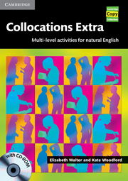 COLLOCATIONS EXTRA + CD (PHOTOCOPIABLE)