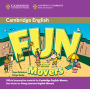 FUN FOR MOVERS 2ND EDITION AUDIO CD