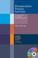 PRONUNCIATION PRACTICE ACTIVITIES EDITION BROCHEE + CD