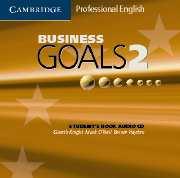 BUSINESS GOALS 2 CD