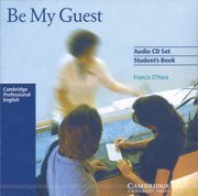 BE MY GUEST CD