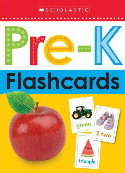 PRE-K FLASHCARDS