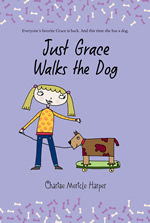 JUST GRACE WALKS THE DOG #3