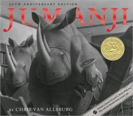 JUMANJI & AUDIO CD (30TH ANNIVERSARY EDITION)
