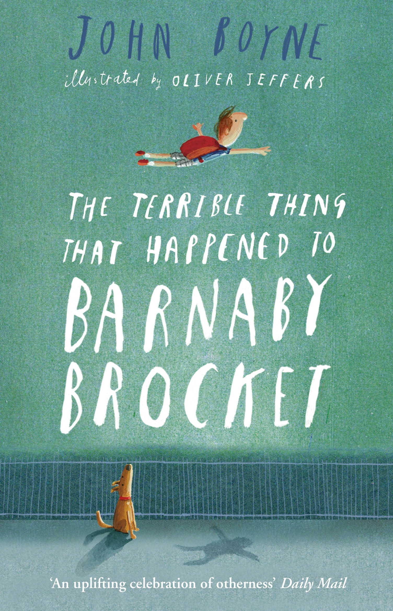 TERRIBLE THING THAT HAPPENED TO BARNABY BROCKET, THE