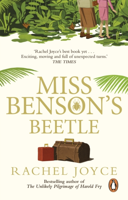 MISS BENSON'S BEETLE AN UPLIFTING STORY OF FEMALE FRIENDSHIP AGAINST THE ODDS