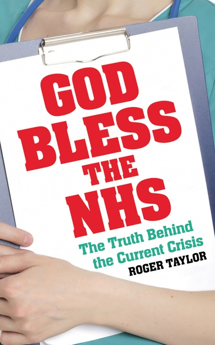 GOD BLESS THE NHS