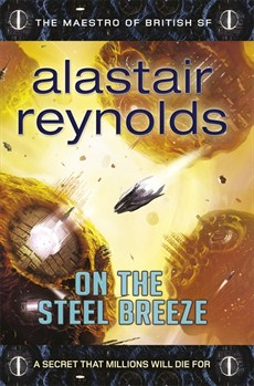 ON THE STEEL BREEZE (POSEIDON'S CHILDREN #2)