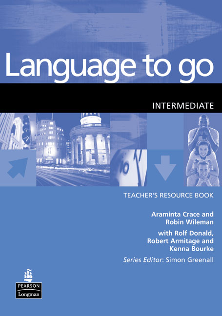 LANGUAGE TO GO INTERMEDIATE TEACHERS RESOURCE BOOK