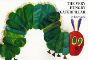 VERY HUNGRY CATERPILLAR, THE (BIG BOOK)