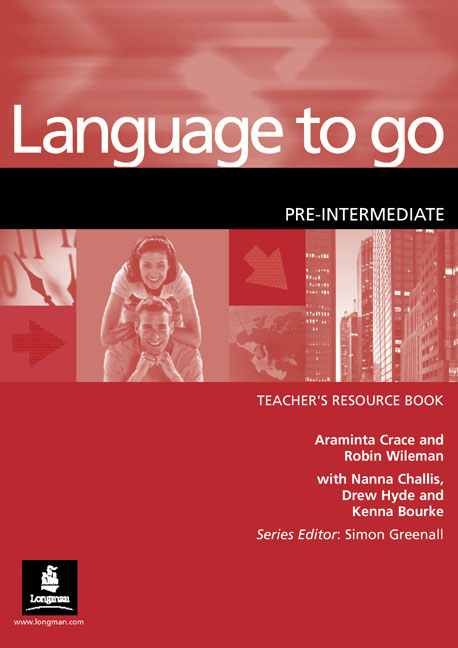 LANGUAGE TO GO PRE-INTERMEDIATE TEACHERS RESOURCE BOOK