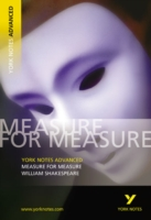 "YORK NOTES ADVANCED ON ""MEASURE FOR MEASURE"""