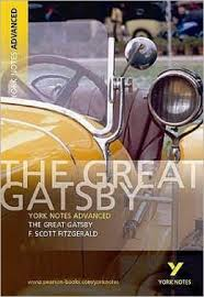 YORK NOTES ADVANCED - THE GREAT GATSBY