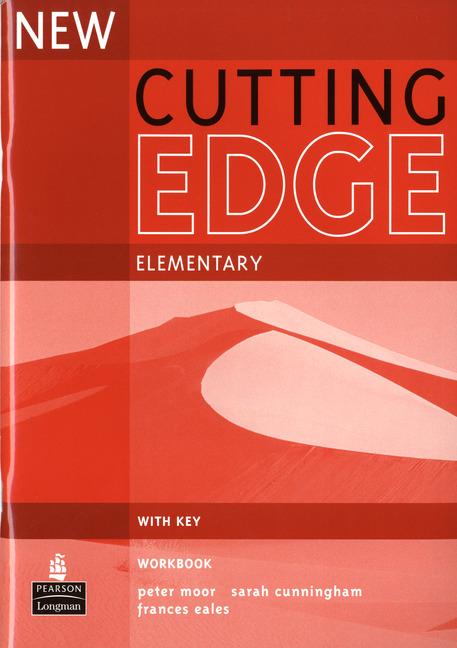 NEW CUTTING EDGE ELEMENTARY WORKBOOK WITH KEY