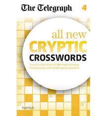 TELEGRAPH ALL NEW CRYPTIC CROSSWORDS 4