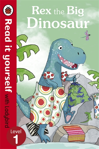 R.I.Y.1 - REX THE BIG DINOSAUR