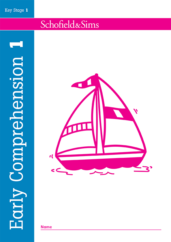 EARLY COMPREHENSION BOOK 1