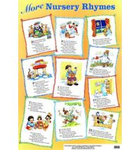 POSTER - MORE NURSERY RHYMES