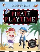 LADYBIRD SKULLABONES ISLAND: PIRATE PLAYTIME! STICKER BOOK