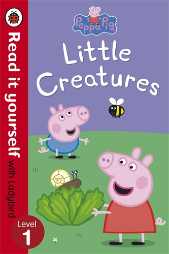 R.I.Y.1 - PEPPA PIG: LITTLE CREATURES