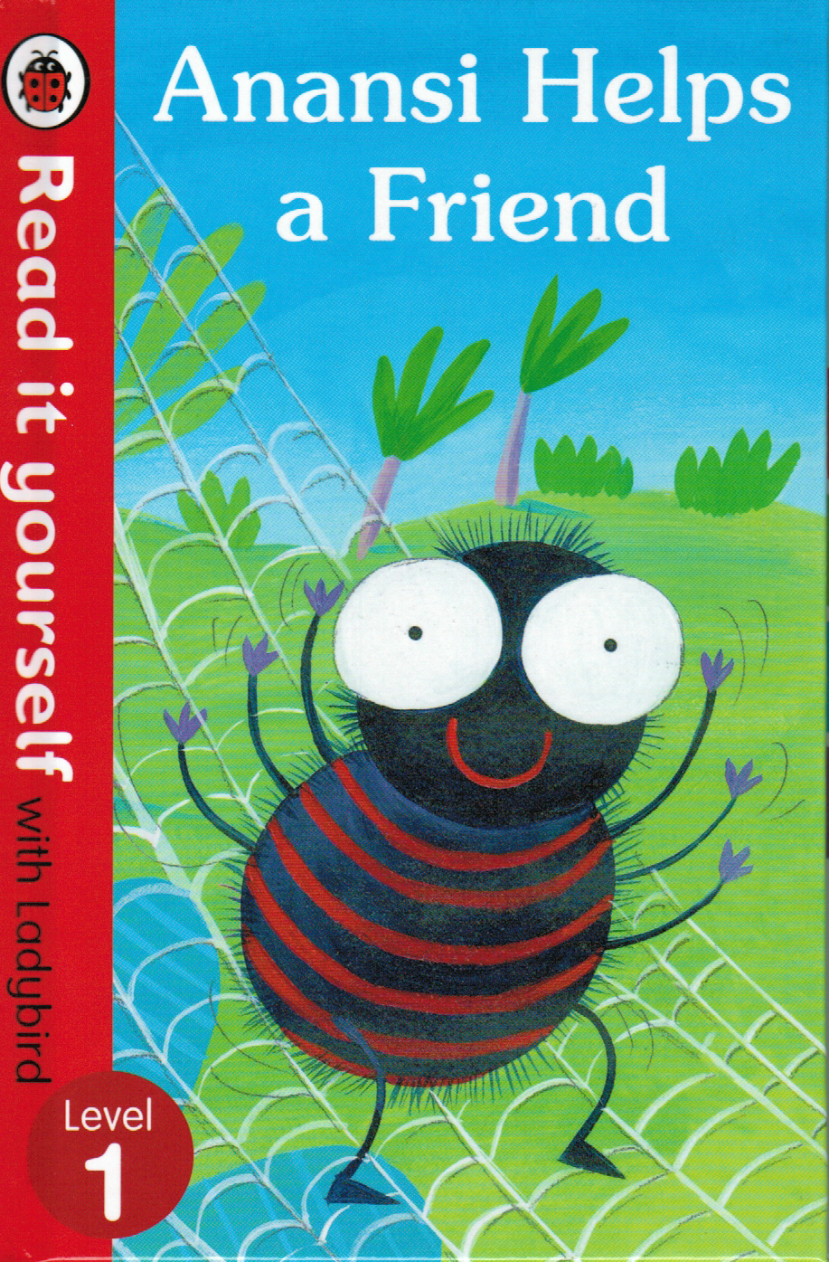R.I.Y.1 - ANANSI HELPS A FRIEND