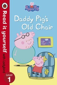 R.I.Y.1 - PEPPA PIG: DADDY PIG'S OLD CHAIR