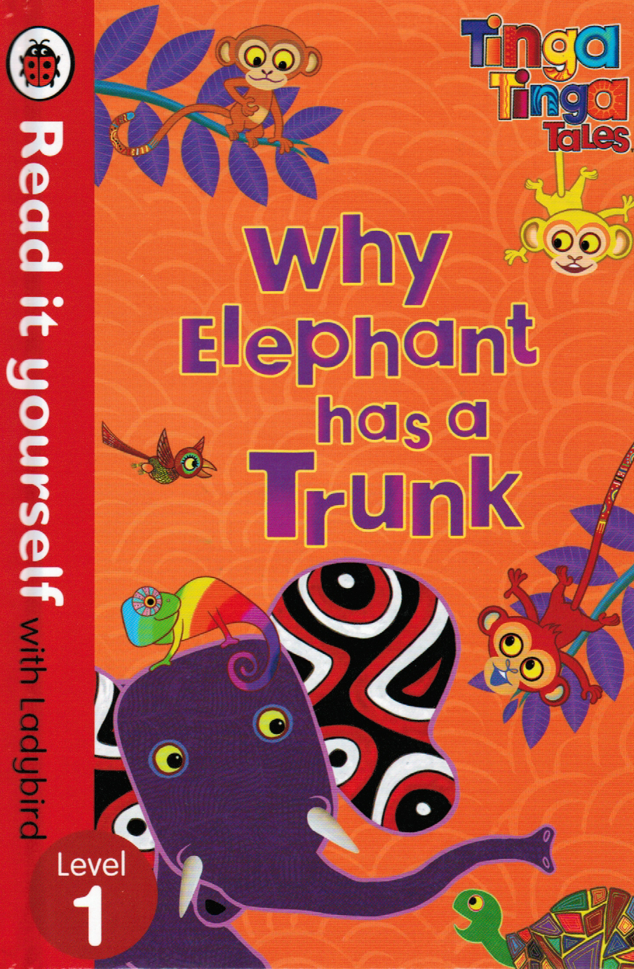 R.I.Y.1 - TINGA TINGA TALES: WHY ELEPHANT HAS A TRUNK