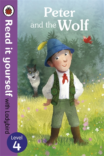 R.I.Y.4 - PETER AND THE WOLF