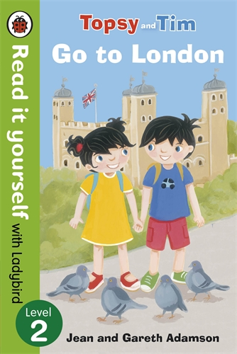 R.I.Y.2 - TOPSY AND TIM: GO TO LONDON