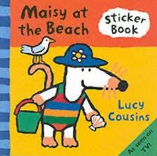 MAISY AT THE BEACH STICKER BOOK