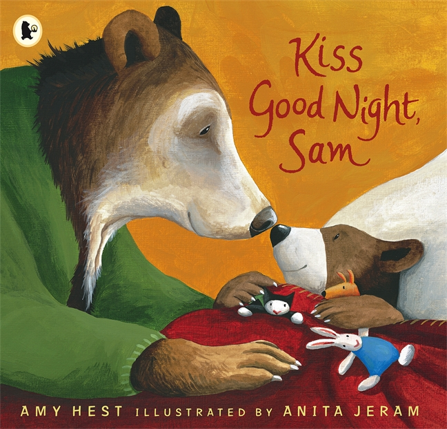 KISS GOODNIGHT, SAM