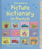 USBORNE PICTURE DICTIONARY IN FRENCH, THE