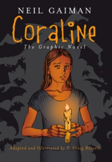 CORALINE THE GRAPHIC NOVEL