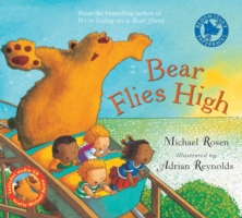 BEAR FLIES HIGH & CD