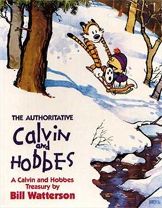 AUTHORITATIVE CALVIN AND HOBBES