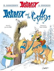 ASTERIX AND THE GRIFFIN ALBUM 39