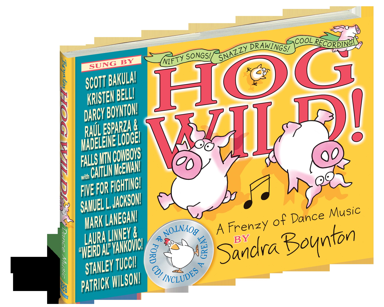 HOG WILD! : A FRENZY OF DANCE MUSIC