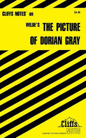 CLIFFS NOTES WILDE'S THE PICTURE OF DORIAN GRAY