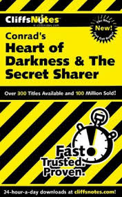 CLIFF NOTES ON CONRAD'S HEART OF DARKNESS & THE SECRET SHARER