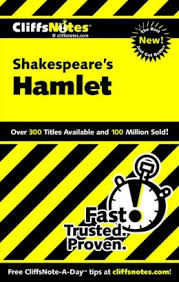 CLIFF NOTES ON SHAKESPEARE'S HAMLET