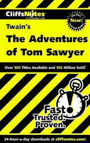 CLIFFSNOTES - THE ADVENTURES OF TOM SAWYER